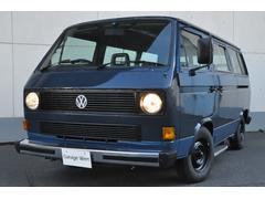 VW カラベルGLボディー同色ニューペイント7人乗り