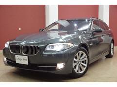 BMW523iツーリングハイラインコンフォートPKGブラウンレザー