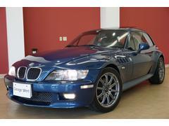 BMW Z3クーペ3.0i黒革シートプロドライブ17インチアルミサンルーフ