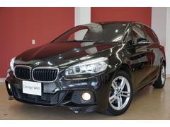 BMW218iアクティブツアラーMスポーツ1オーナー衝突軽減装置