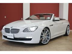 BMW650iカブリオレVOSSEN21インチアルミローダウン