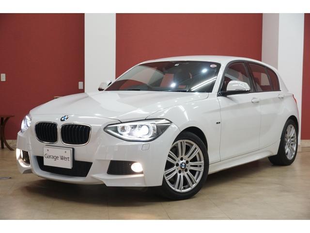 BMW 116i Mスポーツ純正ナビバックカメラアイドリングストップ