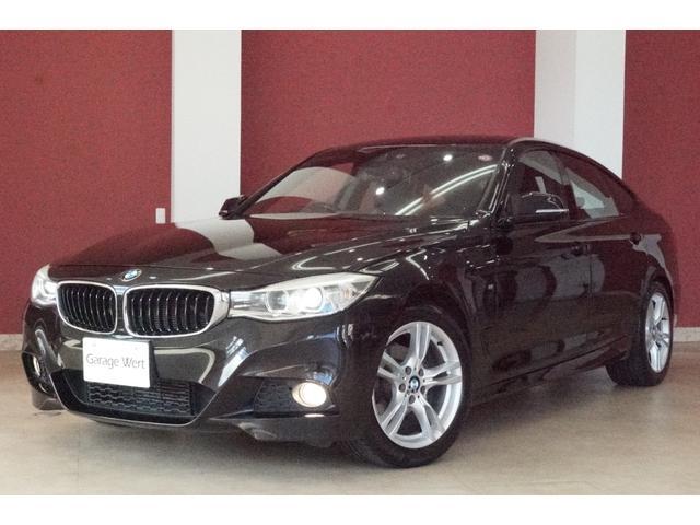 BMW 320iグランツーリスモ Mスポーツ ワンオーナー・純正HDDナビ・バックカメラ・パーキングセンサー・スマートキー・電動リアゲート・HIDライト・ETC