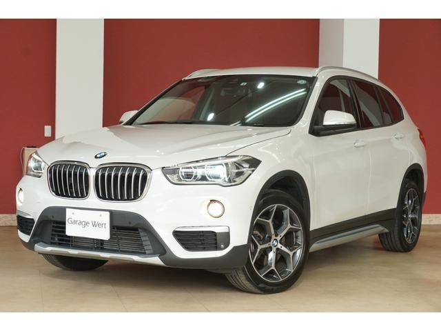 BMW xDrive 18d xラインハイラインPKG ワンオーナー・パーフォレーテッドダコタブラウンレザーシート・シートヒーター・純正ナビ・バックカメラ・衝突回避被害軽減ブレーキ・レーンキープアシスト・パーキングアシスト・スマートキー・電動リアゲート