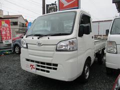 ハイゼットトラックスタンダード エアコン・パワステレス 4WD