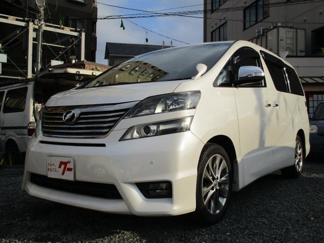 トヨタ 2.4Z プラチナセレクションII タイプゴールド 1年保証