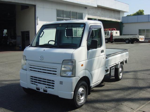 マツダ KC パワステ 4WD