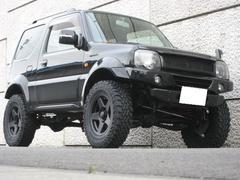 ジムニーシエラ1800cc公認改造車両