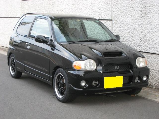スズキ RS/Zスズスポサスキット4WD