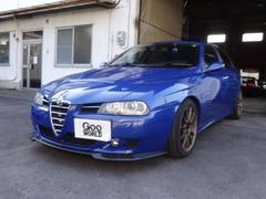 アルファ156TI 2.5 V6 24V 6MT