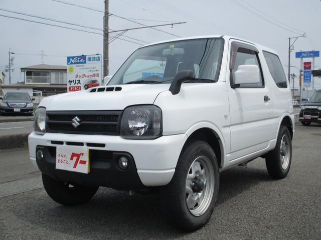 スズキ ジムニー XG 5速マニュアル 4WD