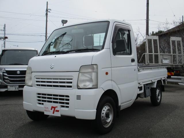 スズキ KCエアコン・パワステ オートマ 2WD