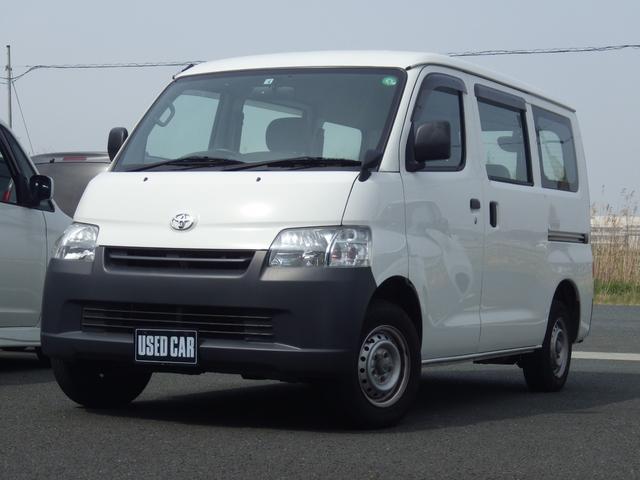 トヨタ DX 鑑定車輌 全国走行距離無制限3年保証付き