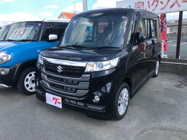 スズキ ナビ 軽自動車 ETC ブルーイッシュブラックパール3