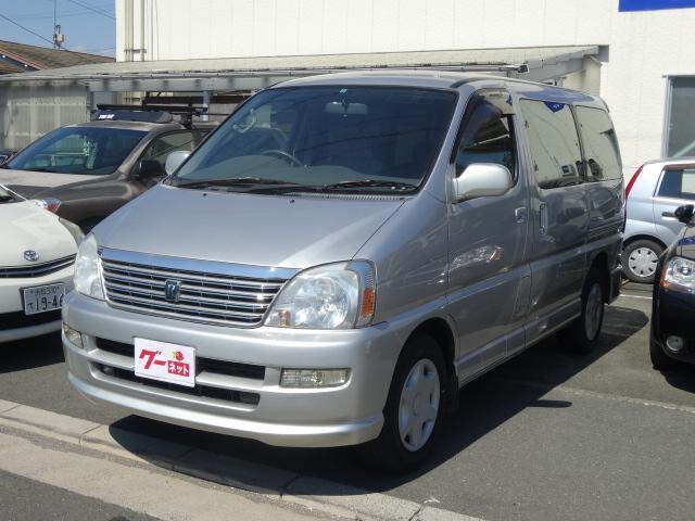 トヨタ V プレジャーサルーン HDDナビ