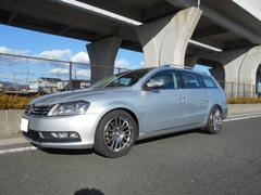 VW パサートヴァリアントTSIコンフォートライン スパルコ18インチアルミ LD
