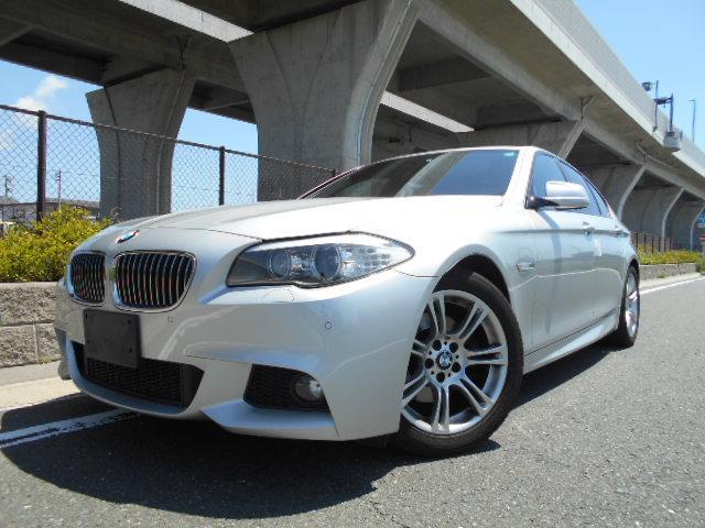 BMW 523i Mスポーツ 地デジ サンルーフ 禁煙車輌
