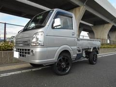キャリイトラックKX 切替式 4WD PW 2インチリフトアップ