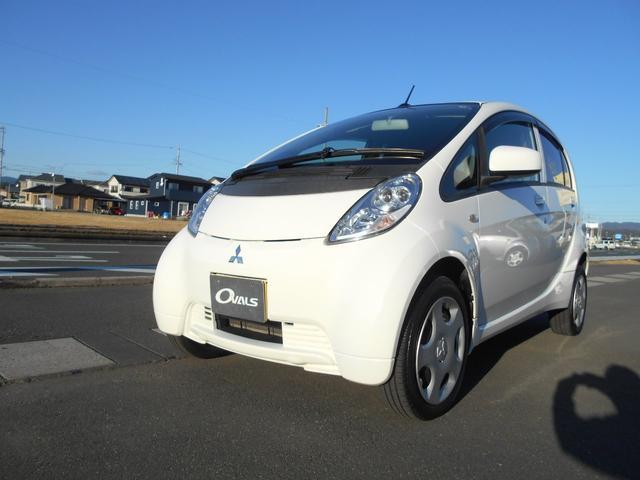 三菱 X 180Kmモデル バッテリー残存率85.2% LEDヘッドライト ヒートポンプ式エアコン 運転席助手席シートヒーター