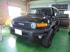 FJクルーザーブラックカラーパッケージ 4WD 1オーナー