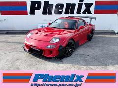 RX−7RS雨宮ワイドボディキット18インチFGKマフラKYS車高調
