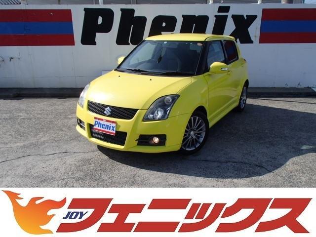 スズキ スポーツ Vセレクション 5MT車スマートキーHID