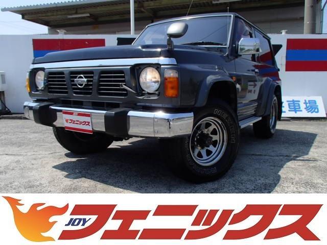 日産 グランロード4WD5速MTワンオーナーDゼル車リアヒーター