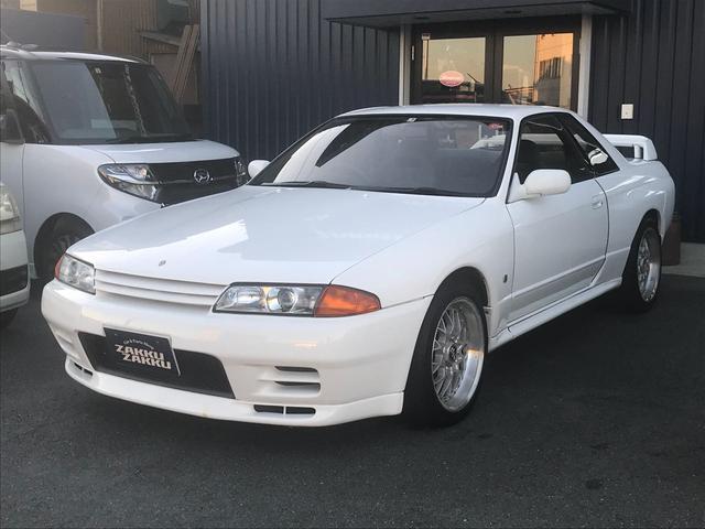 日産 GT-R 社外17AW 社外マフラー