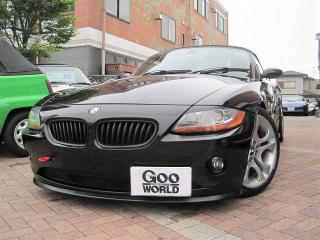 BMW 3.0i純正18AW 電動オープン