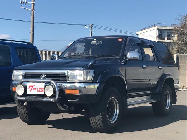 トヨタ SSR-X ワイド 4WD サンルーフ ETC