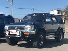 ハイラックスサーフSSR−X ワイド 4WD サンルーフ ETC