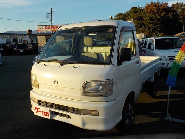 ダイハツ ハイゼットトラック スペシャル 5速マニュアル エアコン パワステ 走行3.4万キロ