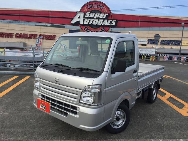 スズキ KCエアコン・パワステ 5速マニュアル エアコン パワステ 4WD