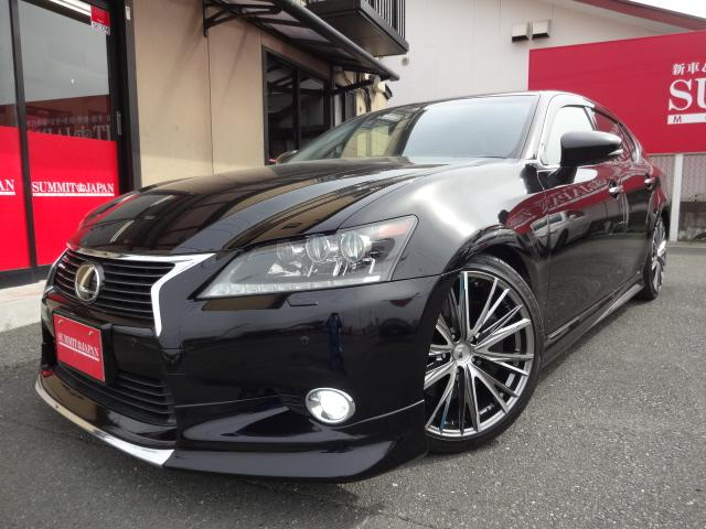 Photo of LEXUS GS GS350 VERSION L / used LEXUS