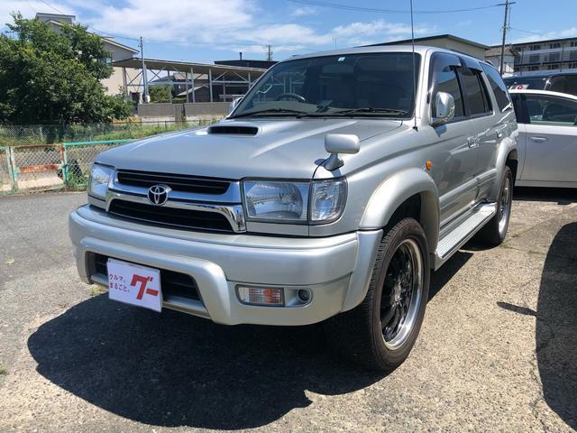トヨタ SSR-G ナビ 4WD AW 5名乗り クロカン