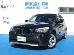 BMW X1sDrive 18i HDDナビコンフォートアクセスHID