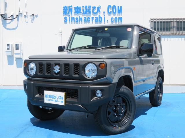 スズキ XLターボ4WD セーフティサポート装着車 届出済未使用車
