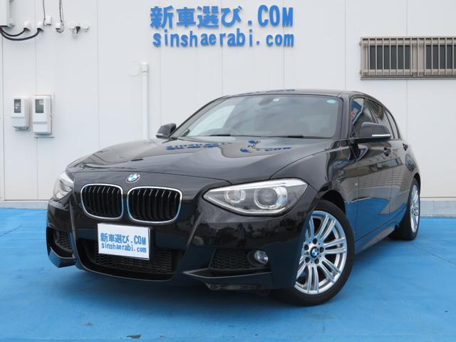 BMW 116iMスポーツ HDDナビBカメラETCソナーHID