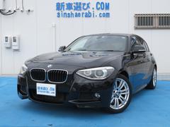 BMW116iMスポーツ HDDナビBカメラETCソナーHID
