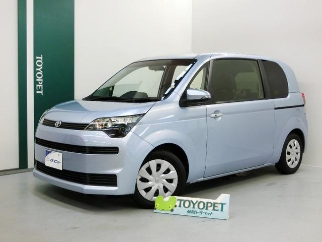 トヨタ スペイド F 禁煙車