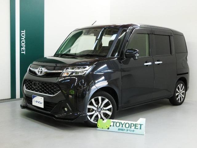 トヨタ タンク カスタムG-T 禁煙車