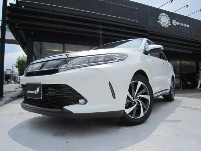 トヨタ プログレスメタル&レザーパッケージ新車未登録ターボ車TSSP