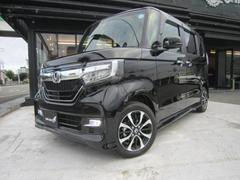 N BOXカスタムG・Lホンダセンシング新車未登録車パワースライドドアLED