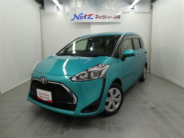 トヨタ X 当社社有車 TSS ETC バックモニター付き
