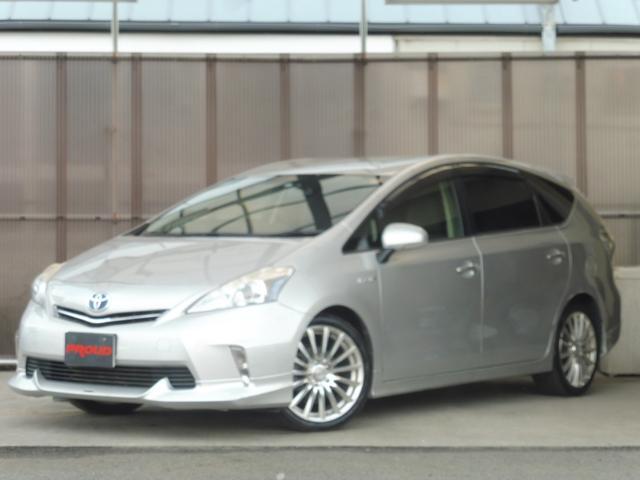 トヨタ S Lセレクション 無事故 モデリスタエアロ 社外AW