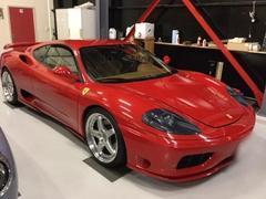 フェラーリ 360モデナF1 ハーマンエアロ ホイール MSマフラー D車