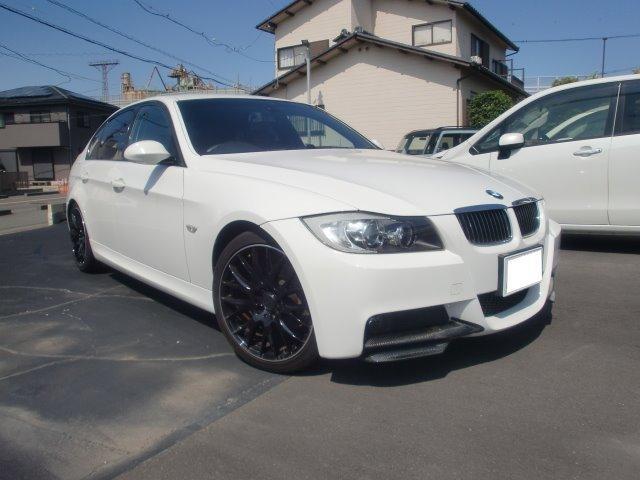 BMW 320i Mスポーツ RAYS18AW