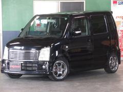 ワゴンRFT−Sリミテッド タイミングチェーン 社外ホイール ABS
