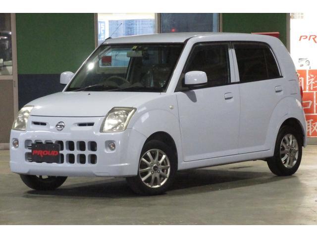 「日産」「ピノ」「軽自動車」「静岡県」の中古車