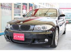 BMW130iMスポーツ 黒革 キセノン ETC シートヒーター